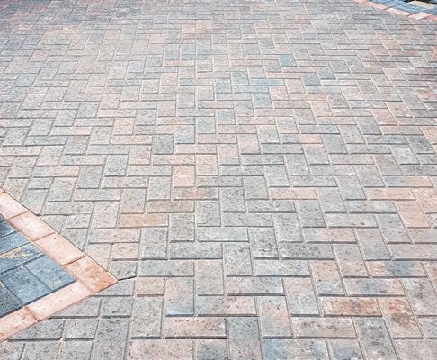 block paving driveway Leeds