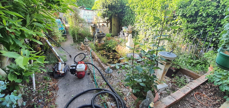 gardening in Wakefield