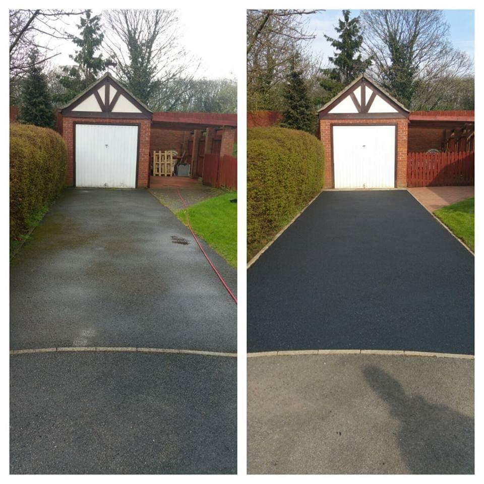 driveways restoration